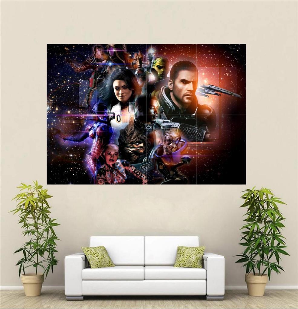 Mass Effect Poster 1 G466