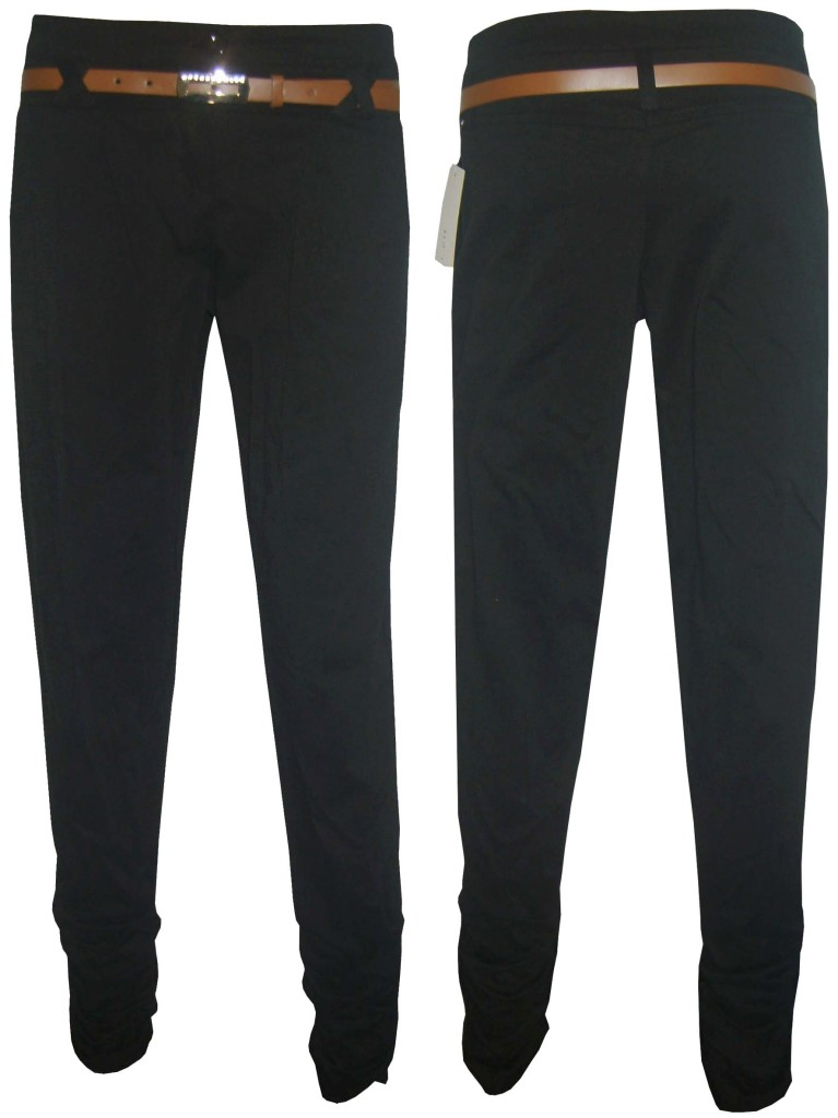 Discover women's trousers with ASOS. Shop for the latest chinos, leggings and trousers with ASOS. your browser is not supported. To use ASOS, we recommend using the latest versions of Chrome, Firefox, Safari or Internet Explorer Juicy By Juicy Couture cuffed logo tracksuit pant. £ ASOS DESIGN pull on tapered black trousers in jersey.