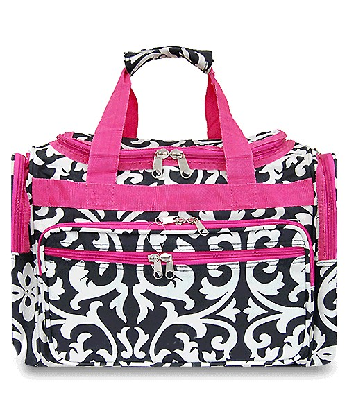 16 034 Duffle Bag Gym Overnight Tote