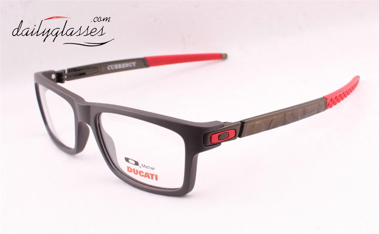 9aeb3b1957c1d Oakley Rx Eyeglasses Metal Plate Ducati Light Frames « Heritage Malta