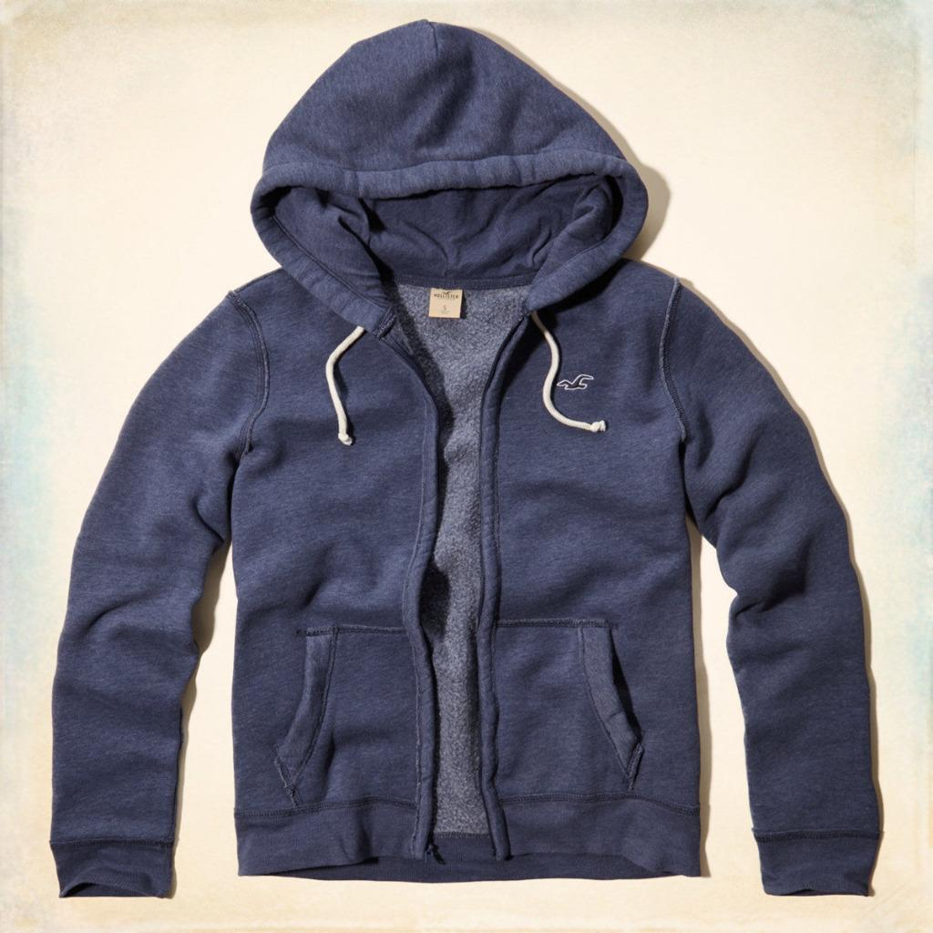 Hollister By Abercrombie & Fitch SAN ELIJO HOODIE