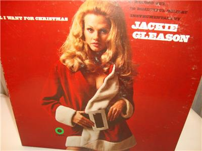 up for your consideration is an original 33 13 rpm vinyl record album jackie gleasons all i want for christmas double record set - All I Want For Christmas Original