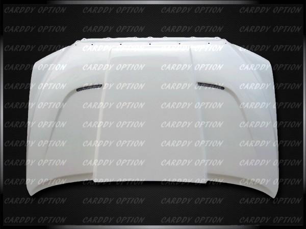 Toyota Tundra Legacy Style Functional RAM Air Fiberglass Hood