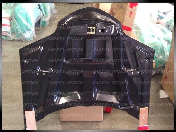 Pontiac Firebird Scoop Functional RAM Air Fiberglass Hood