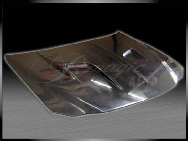99 05 Pontiac Grand Am AIT Stalker Functional RAM Air Fiberglass Hood