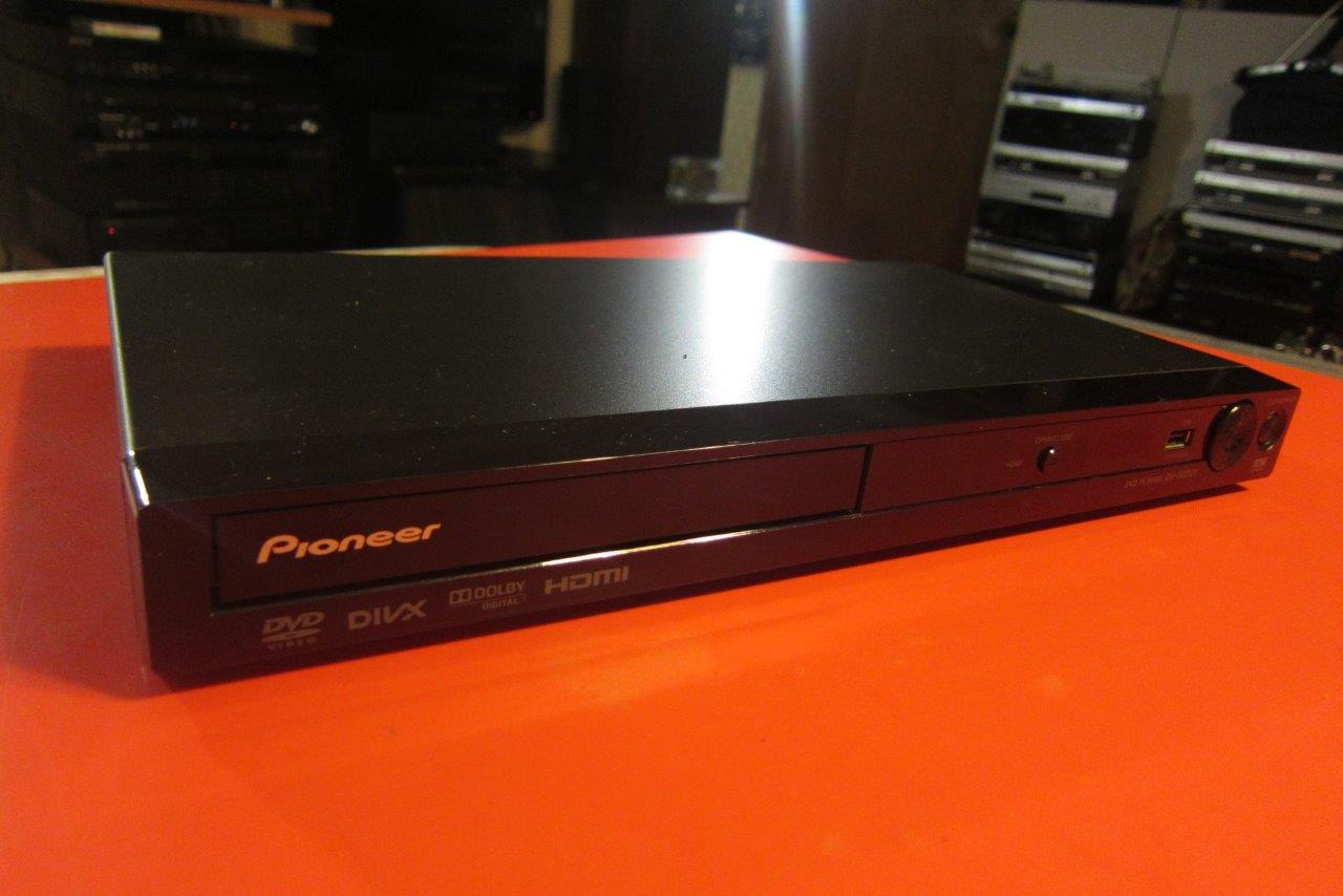 pioneer dv player 3022v dvd cd hdmi 884938139212 ebay. Black Bedroom Furniture Sets. Home Design Ideas