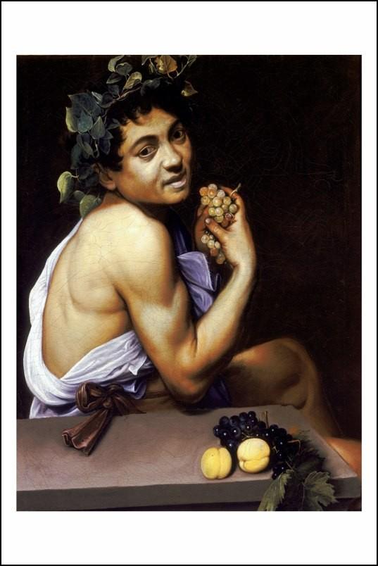Poster/Affiche. Peinture. Le Caravage (Caravaggio ...
