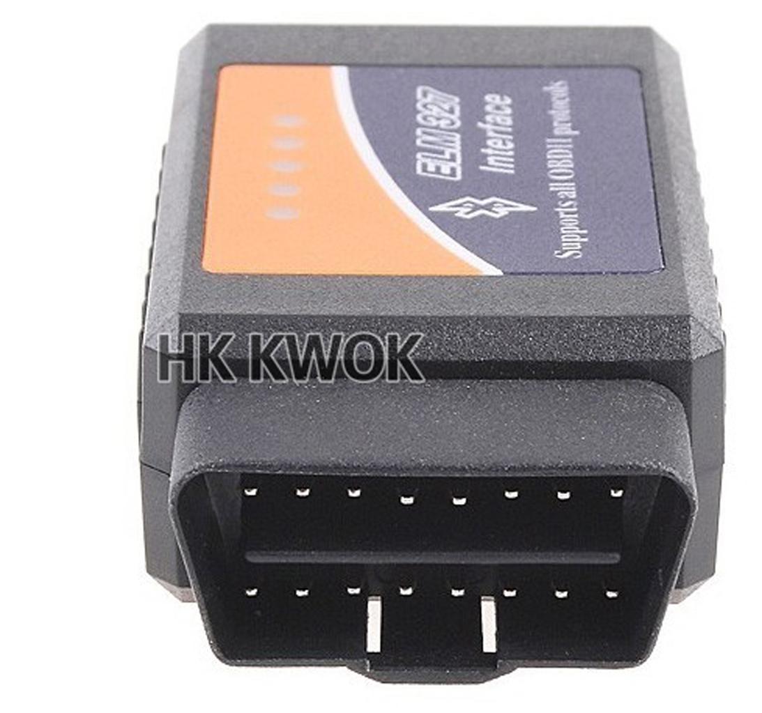 Elm327 V1 5 Connector Bluetooth Obd 2 Ii Car Diagnostic