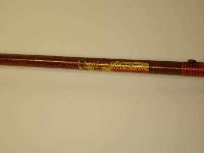 vintage mohawk fishing rod