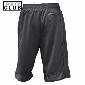 PROCLUB Mens MESH Basketball Shorts HEAVY Weight Gym Fitness Pocket Premium