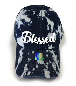 2785e0c8c0af7 New Printed Blessed Christian Jesus Love Vintage baseball Dad Hat  Adjustable Cap