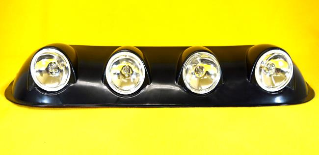 Off Road Roof Top Fog Lights Bar Wiring Switch Pickup
