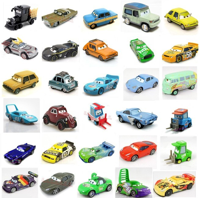 Cars 2 Cartoon Characters Names : Cars cartoon characters names adultcartoon
