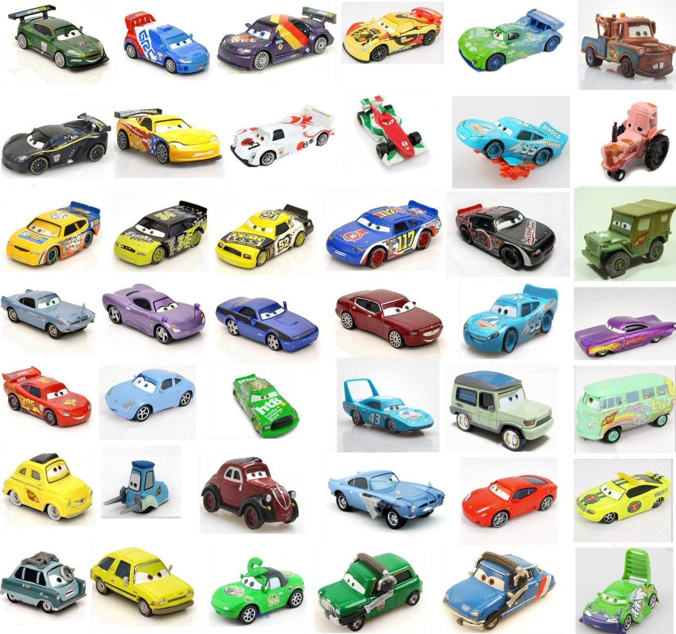 Cars 2 Toys Deals On 1001 Blocks