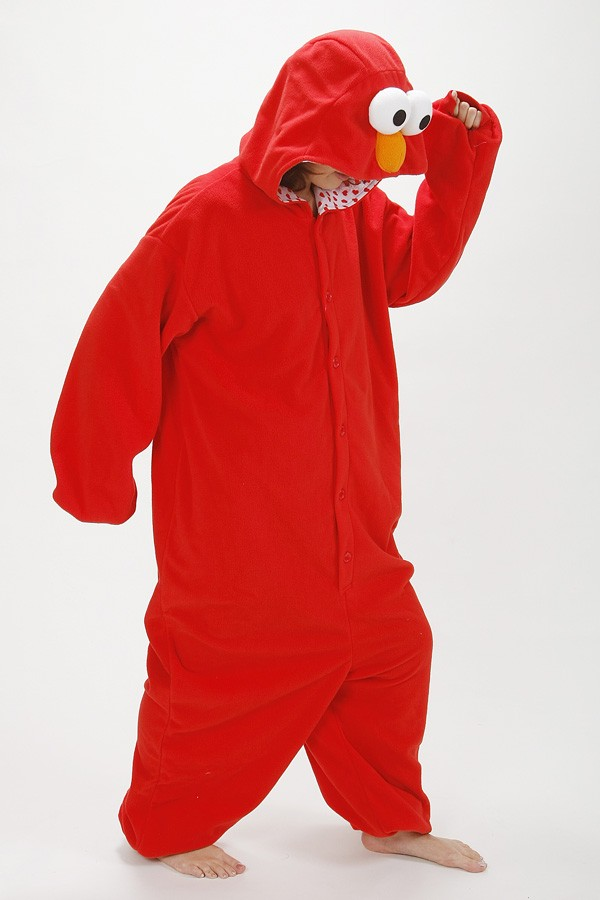 Elmo Pajamas For Adults 60