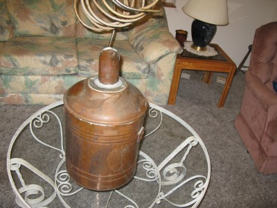 antique moonshine still - photo #22
