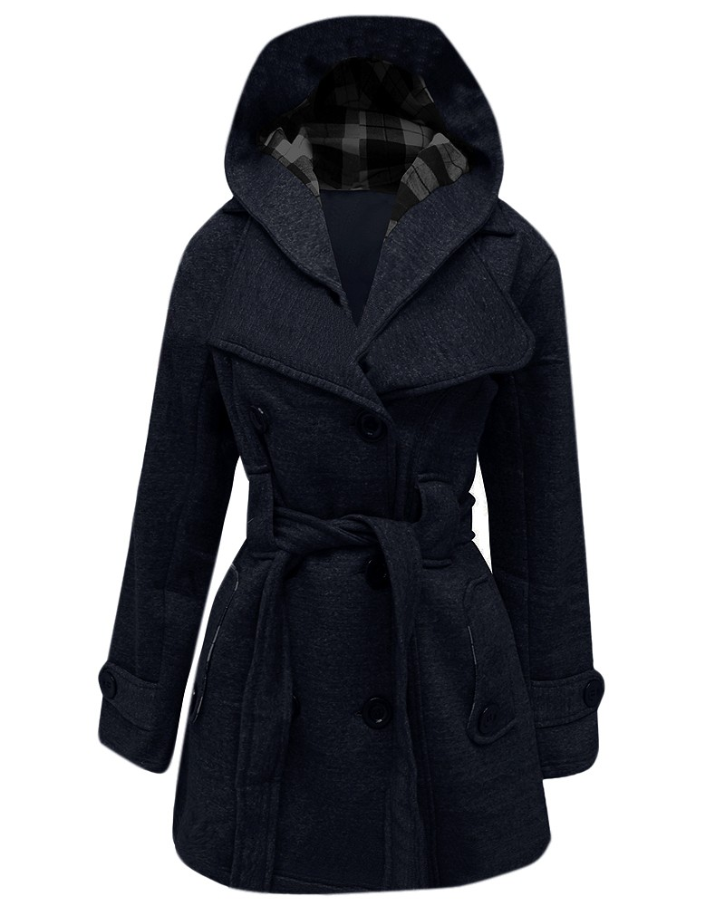 Womens hooded coats sale