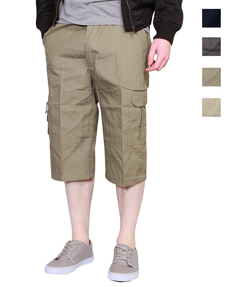 Myntra is the best place for buying 3/4 shorts for women, men and kids with a plethora of options, all under one roof. Choose your favourites from a range of cargo, cotton and sports shorts for men. If you are looking for 3/4 shorts for women online in India, you will find them right here.