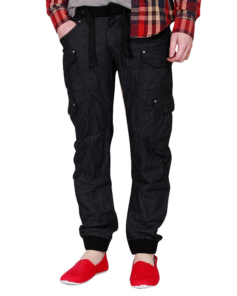 Find great deals on eBay for mens elastic cuff pants. Shop with confidence.