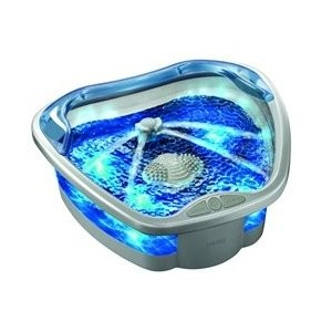 Homedics Hydro Therapy Foot Massager with Jet Action Heat