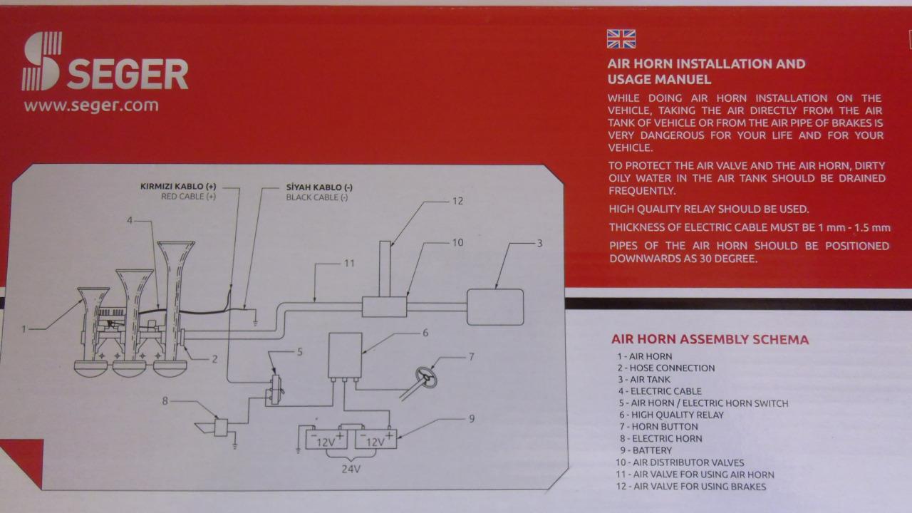 volvo vn air horn wiring diagram on air horn switch, air horn parts  diagram,