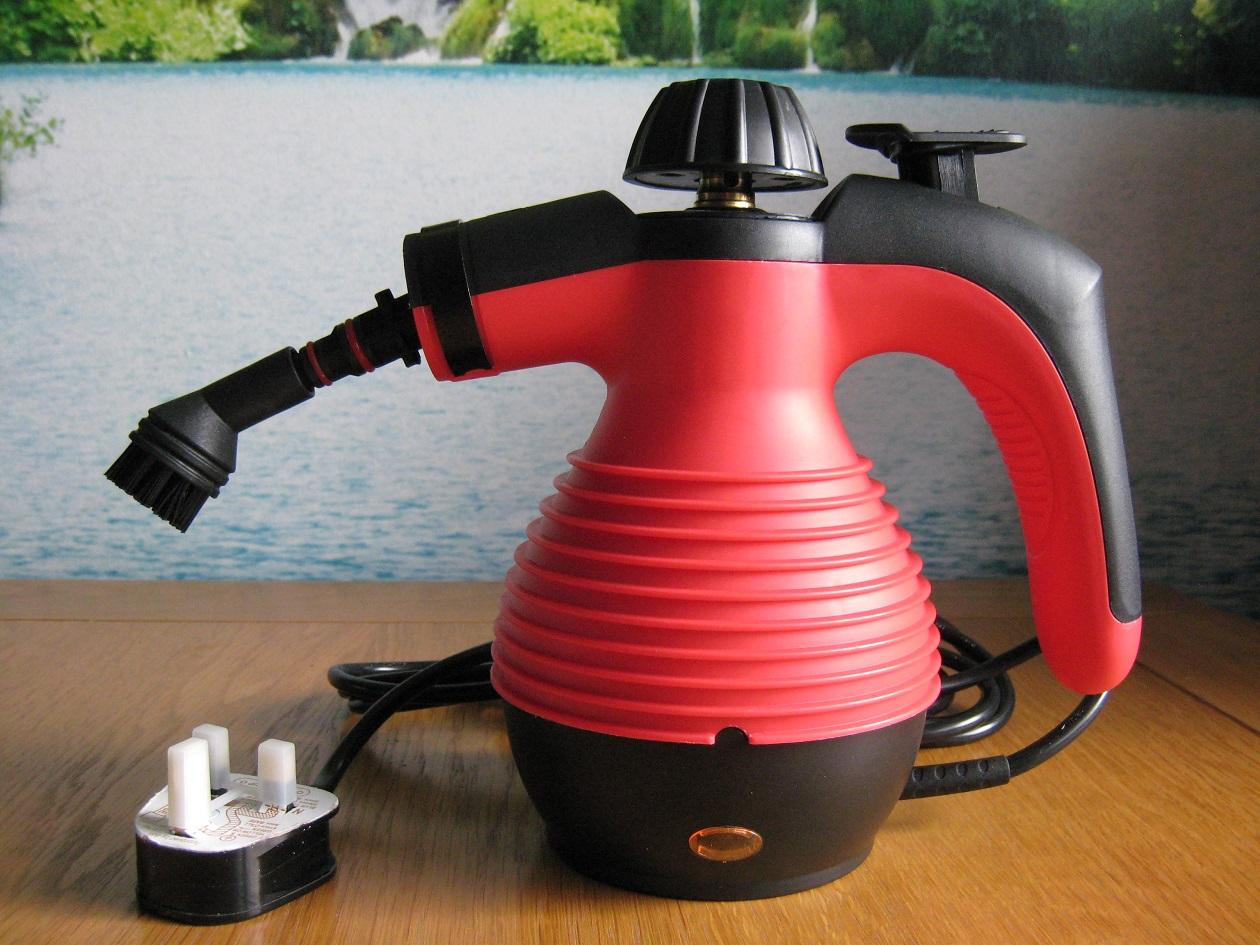Electric Steam Cleaner Portable Hand Held Powerfull With