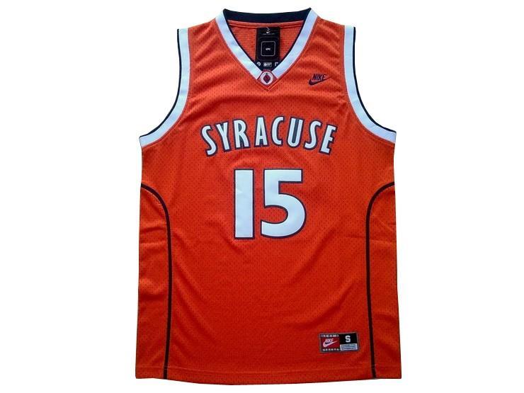NBA Carmelo Anthony Syracuse Orangemen #15 Jersey