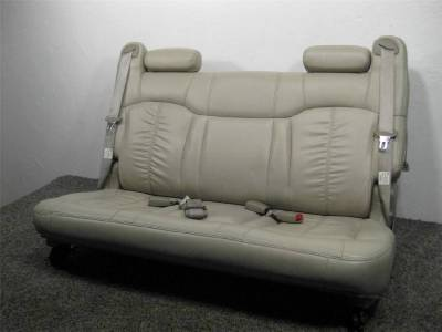 replacement gm suburban yukon xl oem replacement 3rd third row seat 2000 2001 2002 2003 2004. Black Bedroom Furniture Sets. Home Design Ideas