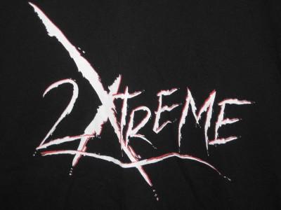 WWF WWE TNA Wrestling Matt & Jeff Hardy Boyz 2 Xtreme Logo ...  Wwe