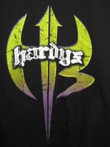 WWF WWE Wrestling Matt & Jeff Hardy Boyz Logo Men's ...  Wwe