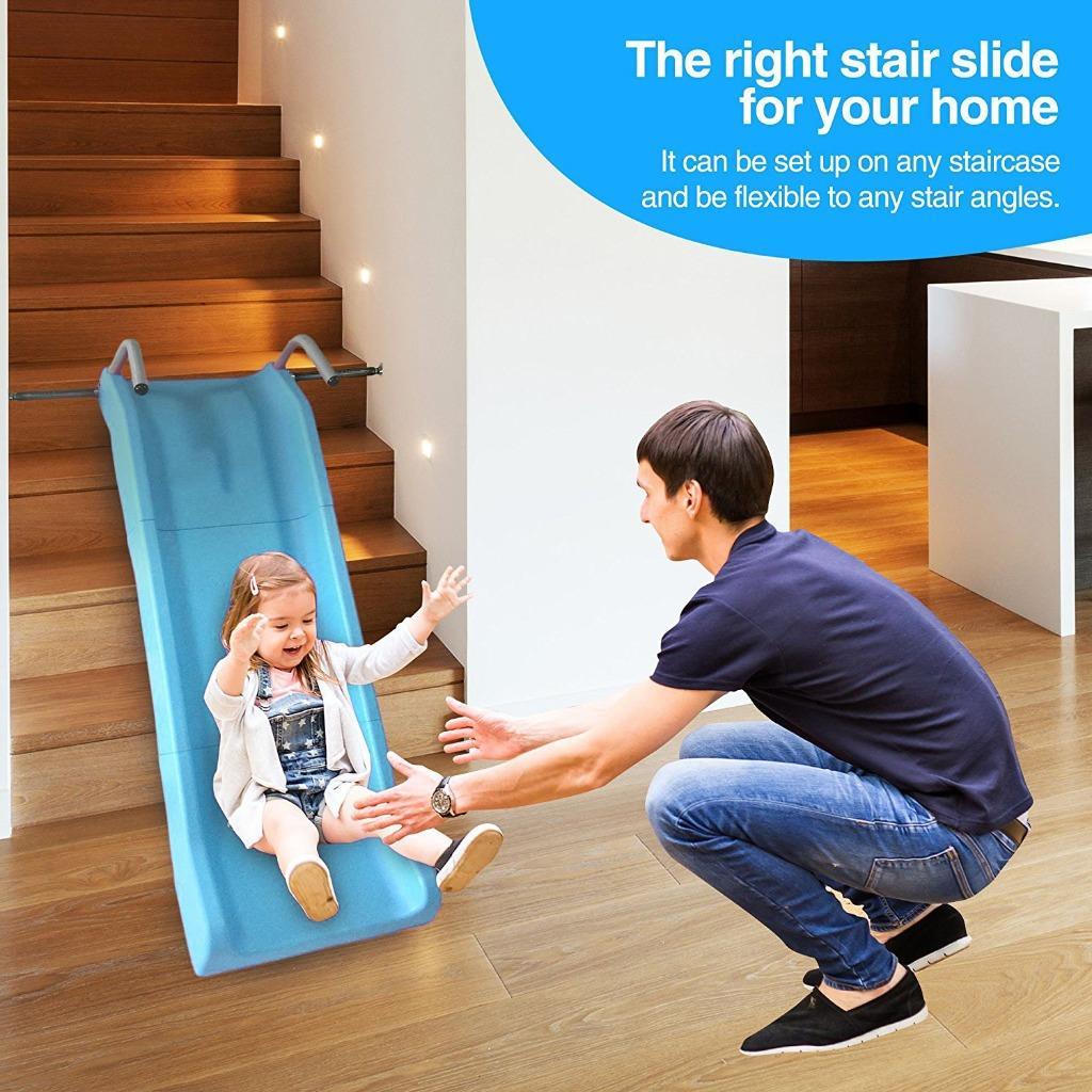 2 in 1 kinder indoor garten rutsche kleinkind klettern. Black Bedroom Furniture Sets. Home Design Ideas