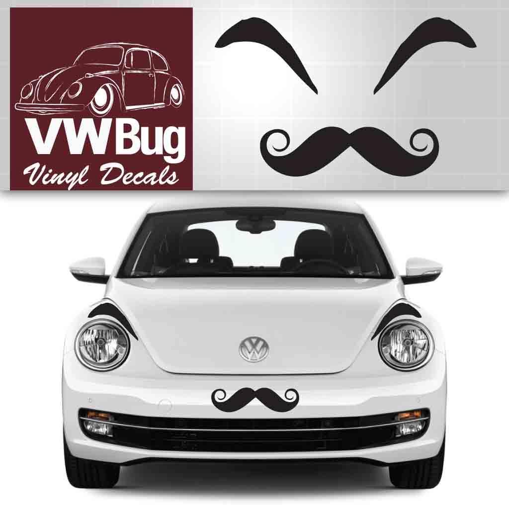 Vwbug Angry Lash Vw Beetle Eyelashes And Lips Vw Angry Eyelashes
