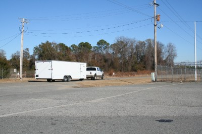 NEW Cargo Enclosed Trailer Car Hauler  3m Screwless Certified 8 26