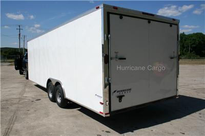 Duty Commercial Enclosed Cargo Trailer Car Hauler 10,400lb