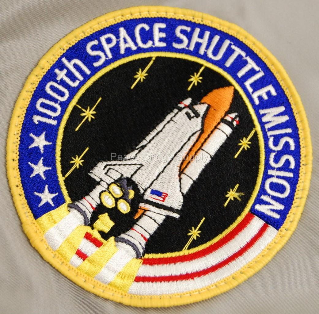 alpha industries 100th space shuttle mission - photo #13