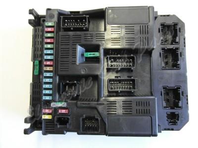 peugeot 307 fuse box 2001 peugeot 307 fuse box brake lights 2001-2008 peugeot 307 bsi fuse box 9636760580 (mod0998e ...
