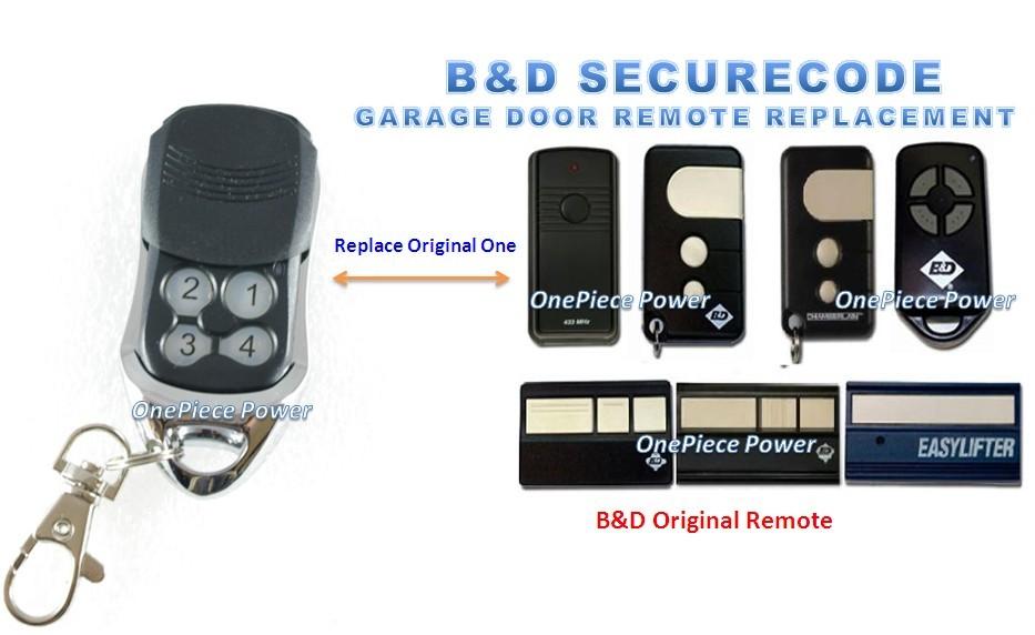 High Quality Easylifter Liftmaster Garage Door Remote