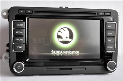 skoda columbus led 2017 v14 navigation rns 510 octavia. Black Bedroom Furniture Sets. Home Design Ideas