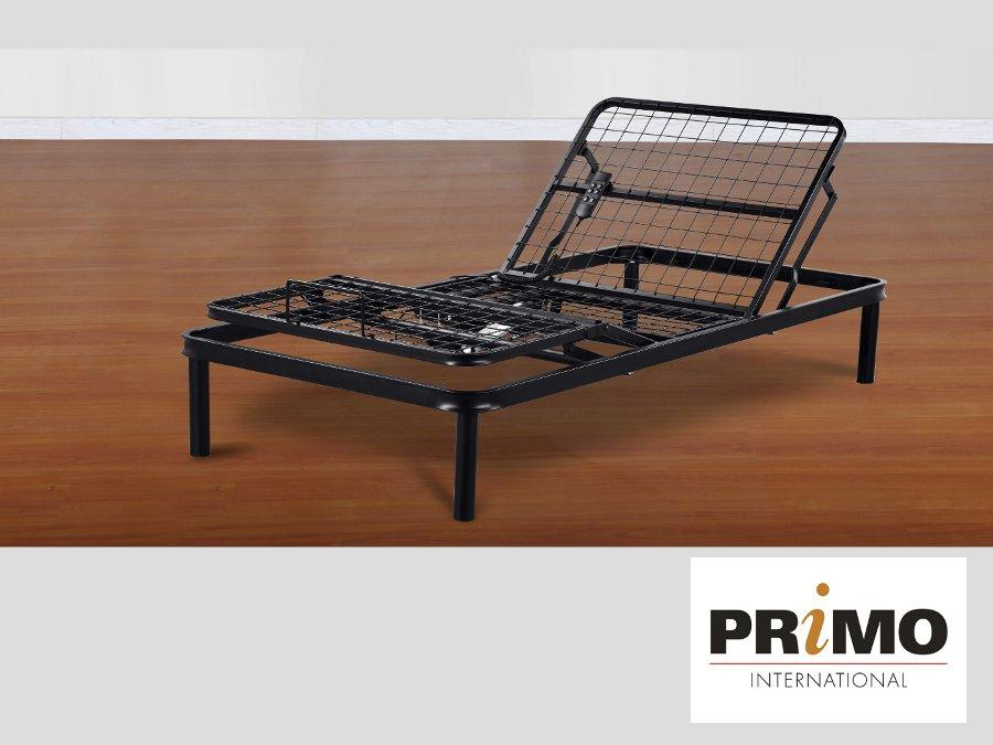Queen Primo Black Bed Sets With Adjustable Base 10