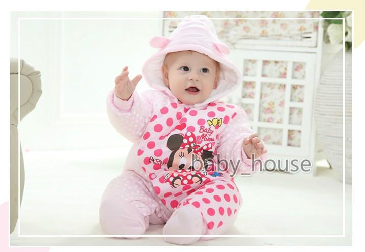 Cotton Newborn Baby Clothes Sets Girls Boy Clothes Romper