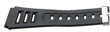 gummi taucher uhren armb nder verschiedene stile 18mm 22mm ebay. Black Bedroom Furniture Sets. Home Design Ideas