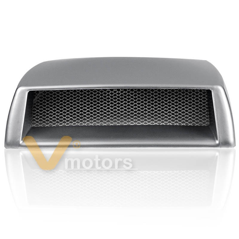 Universal Bonnet Hood Roof Turbo Air Flow Intake Vent