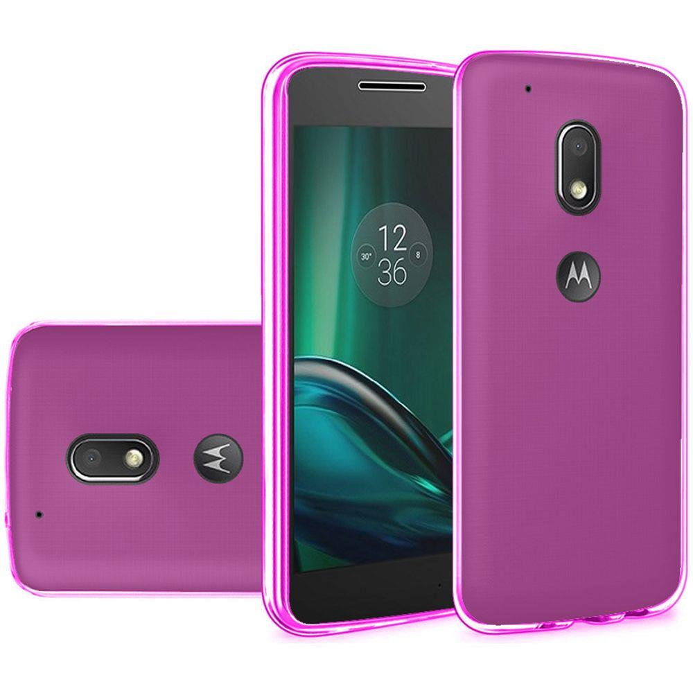 For Motorola Moto G4 G4 Plus G Plus XT1625 XT1644 Transparent TPU Cover Case | eBay