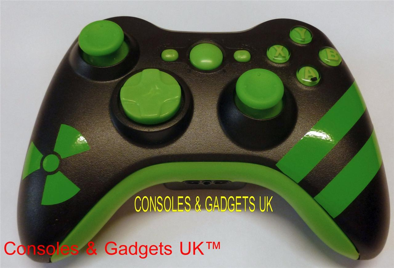 Cheap modded xbox 360 controller - How is salt water taffy made