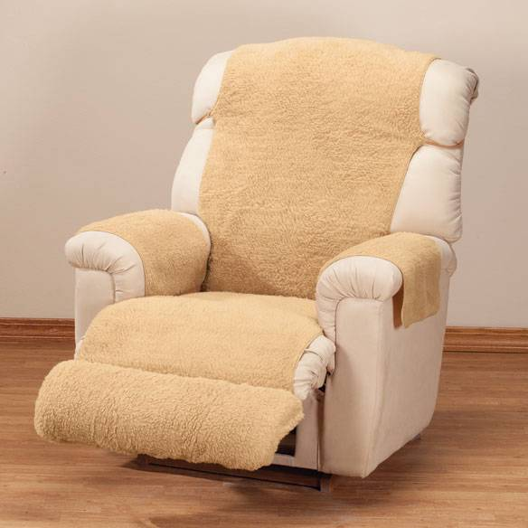 Sheepskin Recliner Covers On Shoppinder