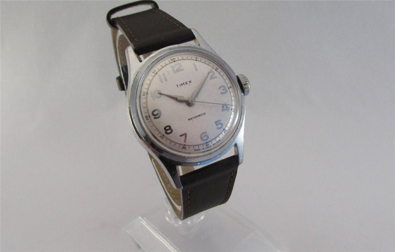 Accept. The vintage mens timex pity