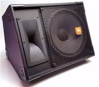 jbl mr905 two way monitor 15 loudspeaker 350 watts bi radial horn 8 ohms new ebay. Black Bedroom Furniture Sets. Home Design Ideas