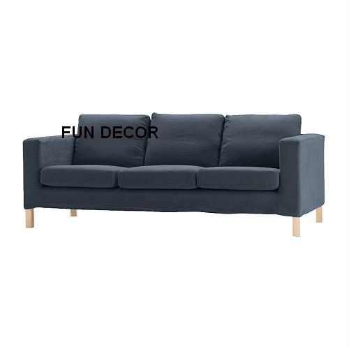 Karlanda Sofa Covers: NEW IKEA KARLANDA 3-Seat Sofa Couch Cover Slipcover