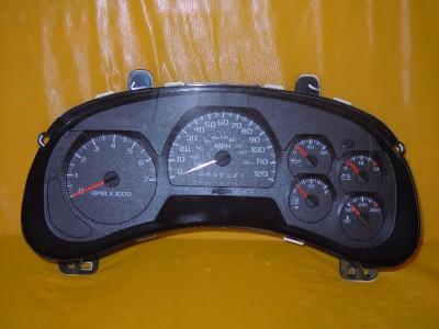 06 07 08 09 Trailblazer Speedometer Instrument Cluster Dash Panel 36 781
