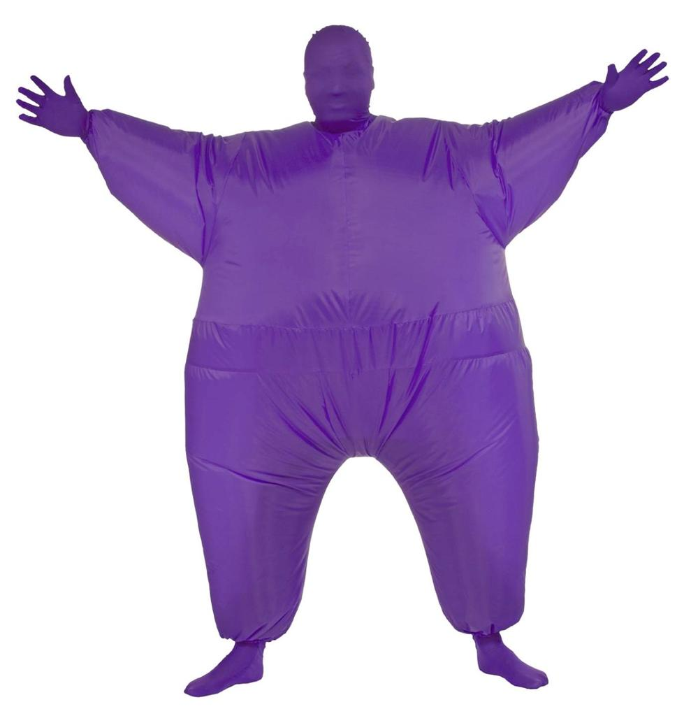 Inflatable Fat Suits 4